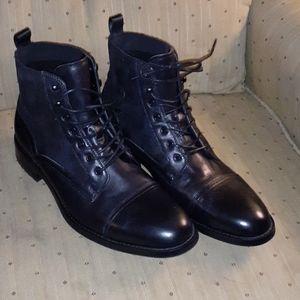 Aldo Casual Lace Up Ankle Boots LNC